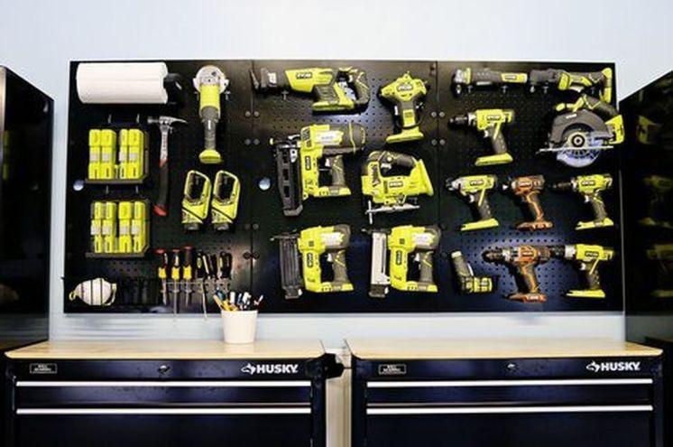 47 Brilliant Tool Garage Organization Storage Ideas Garage