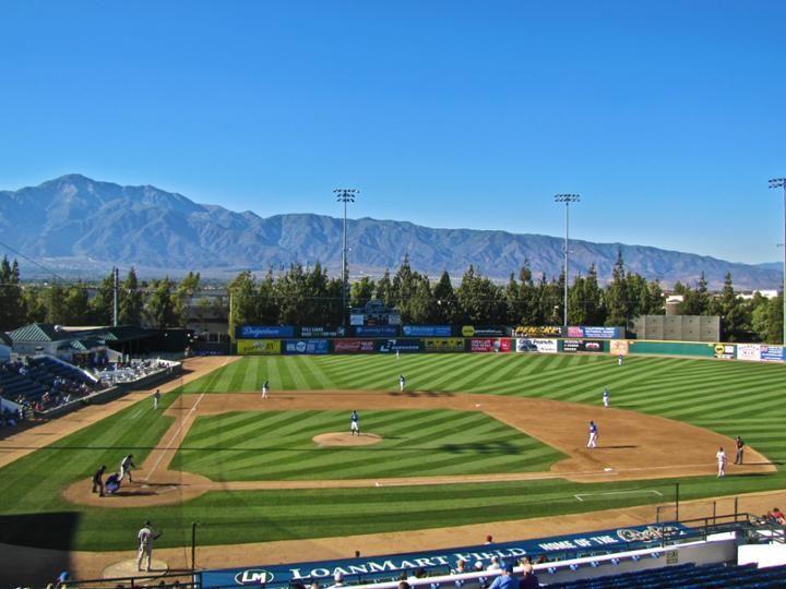Loanmart Field Reviews Rancho Cucamonga Quakes Stadium Journey Rancho Cucamonga Quakes Rancho Cucamonga Stadium