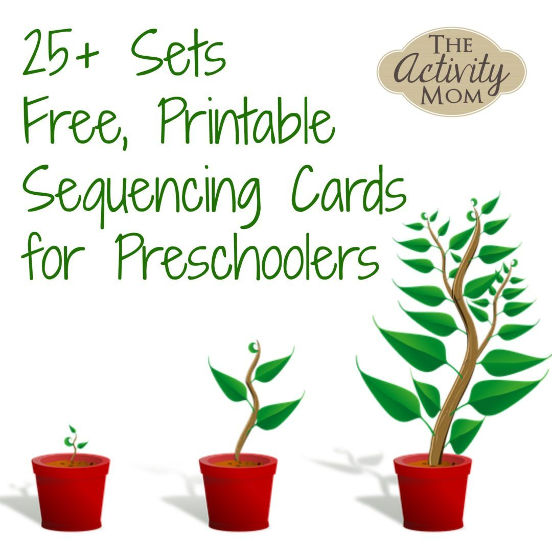 Sequencing Cards Printable With Images