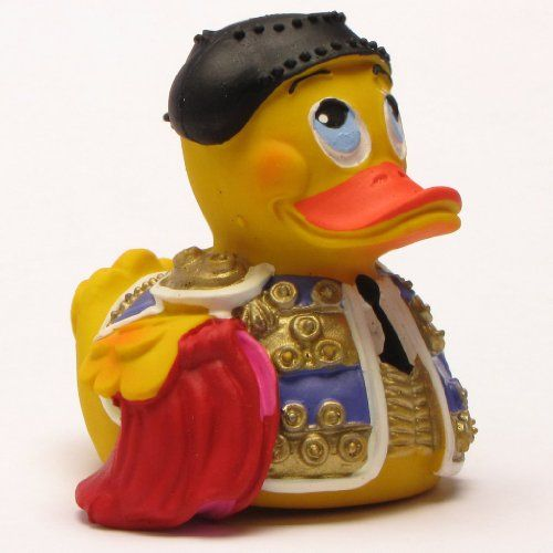 Lanco Torero Rubber Duck Duckshop http://www.amazon.co.uk/dp/B00D08XU74/ref=cm_sw_r_pi_dp_MBuqub0898PE2