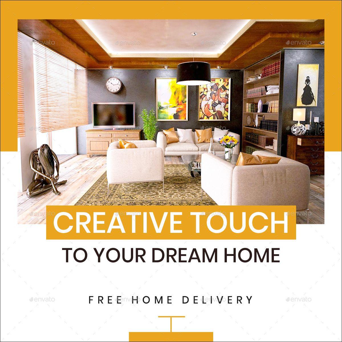 Interior Design Web Banner