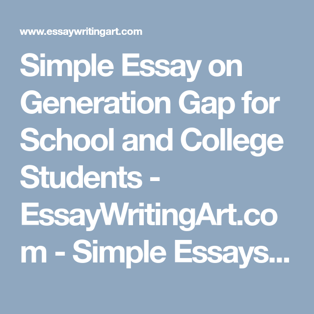 Of Mice And Men Essay Topics  Sample Apa Essay Paper also Grapes Of Wrath Essays Simple Essay On Generation Gap For School And College  Character Analysis Essay