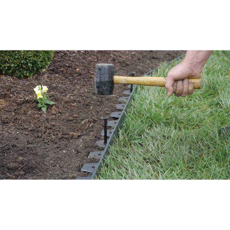 Patio Garden Landscape Edging Backyard Landscaping Landscape