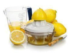 Régime citron : une cure détox à base de jus de citron