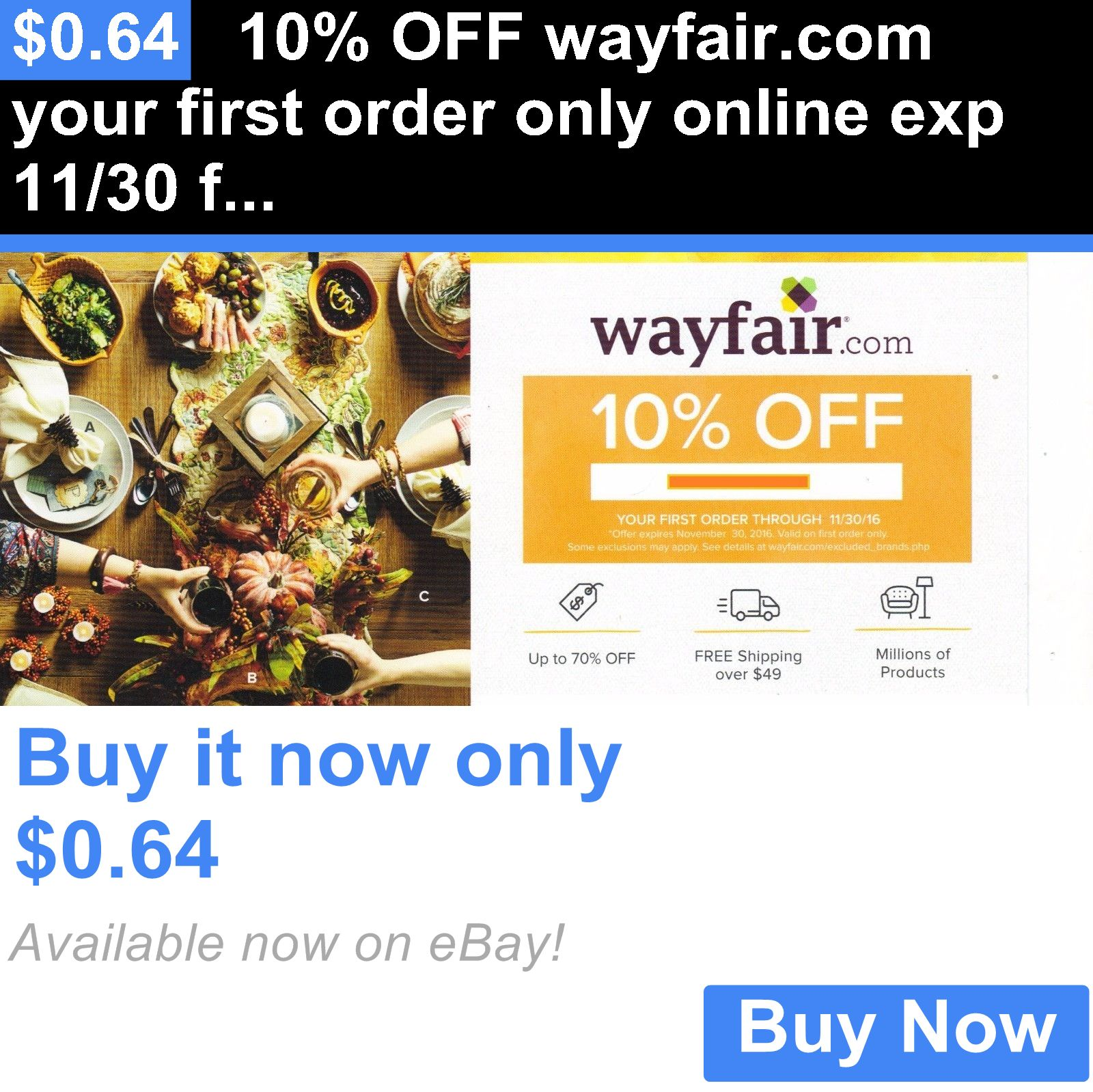 Wayfair 10 off first order - Lowes 10 Off Coupon Save 10 Fast Lowe S 10 Off Entire Order Coupons Pinterest Lowes 10 Off Coupon Lowes And Coupon