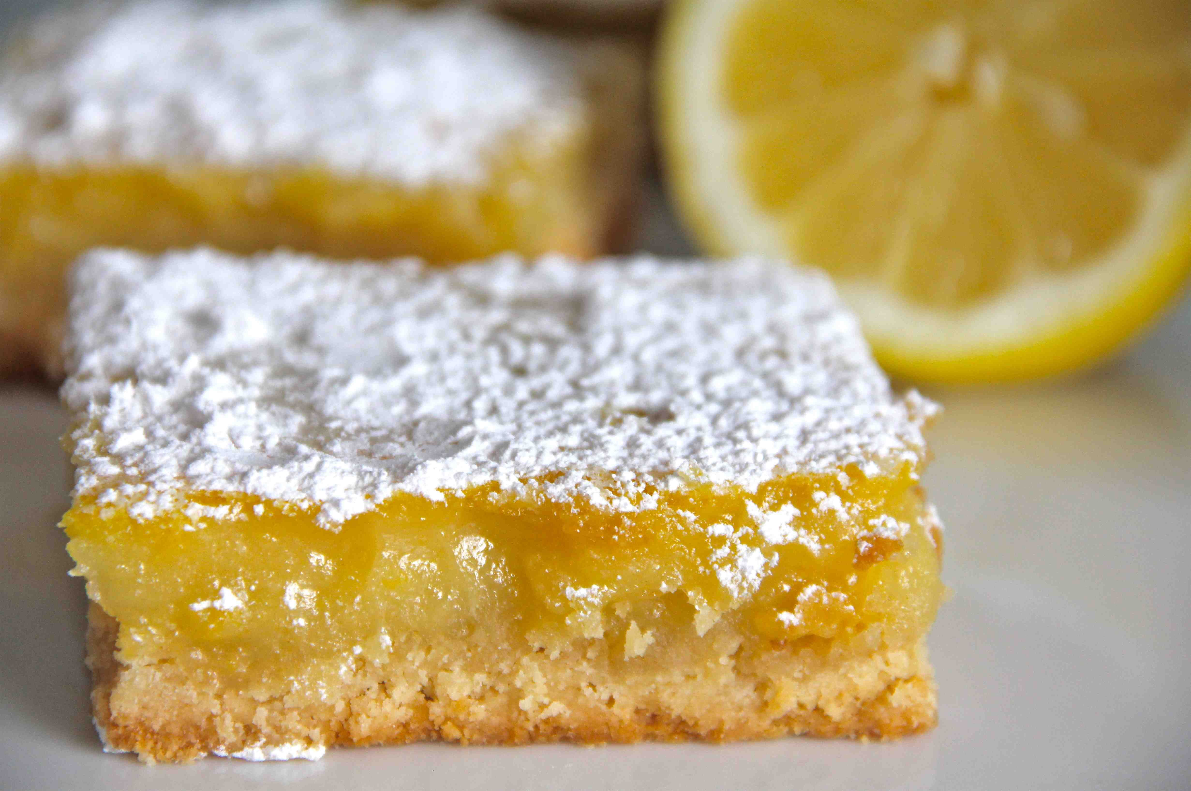 Lemon Bars | Recipe | Ree drummond and Pioneer woman