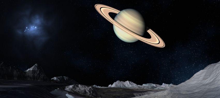 Júpiter y Saturno se unirán en el cielo en un 'planeta doble'