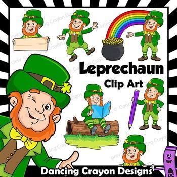 Leprechaun Clip Art St Patrick S Day Clip Art Elephant Clip Art Dog Clip Art