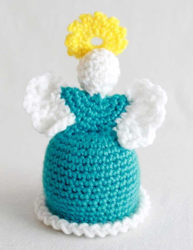 maggies crochet angel pincushion crochet pattern - Ngel Muster Selber Machen