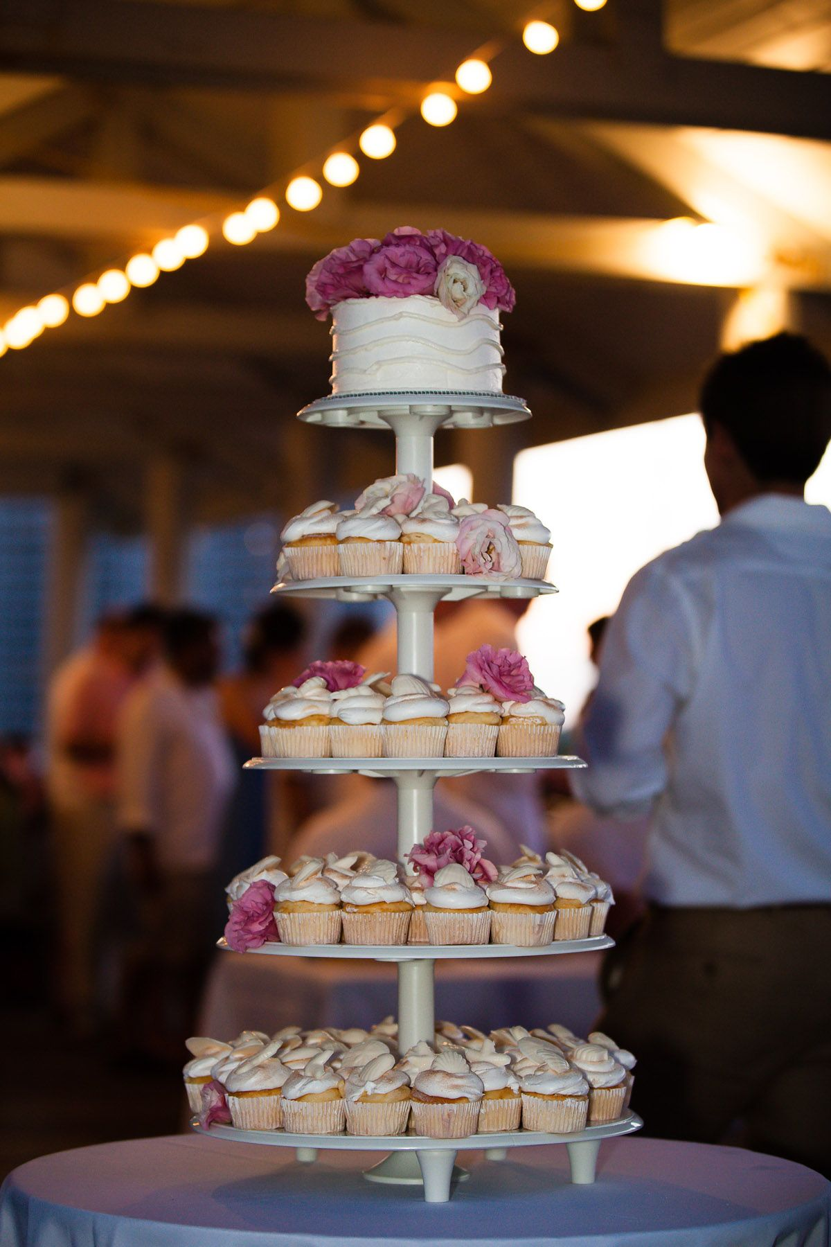 destin fl wedding cakes simple wedding cupcake cake photography 13504