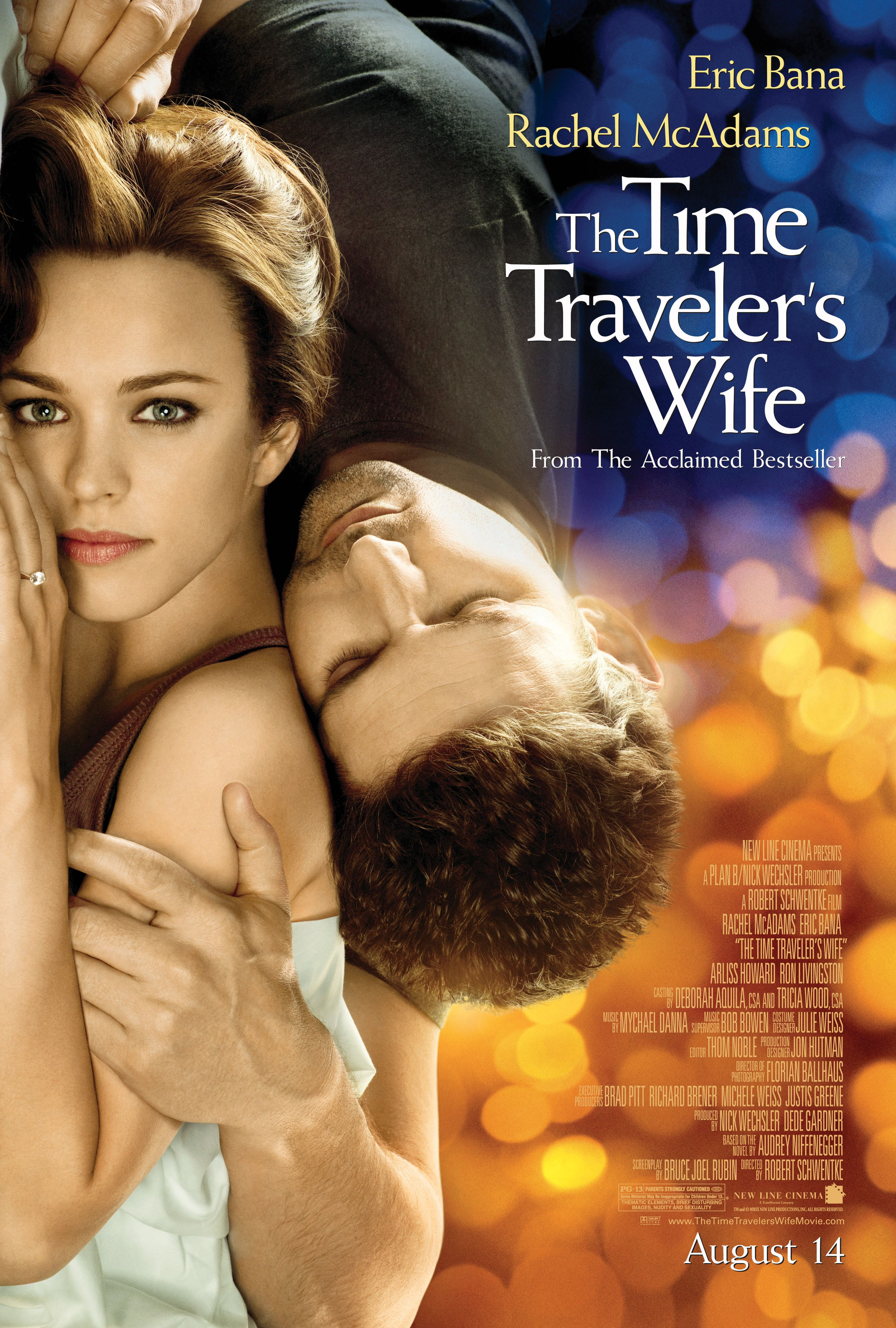"The Time Traveler's Wife - ""The Time Traveler's Wife"" is based on the best- selling book about a love that transcends time. Clare (Rachel McAdams) has  been ..."