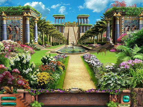 edeb579e8a6fd3ade36aafe72c889b11 - The Hanging Gardens Of Babylon Was Built By