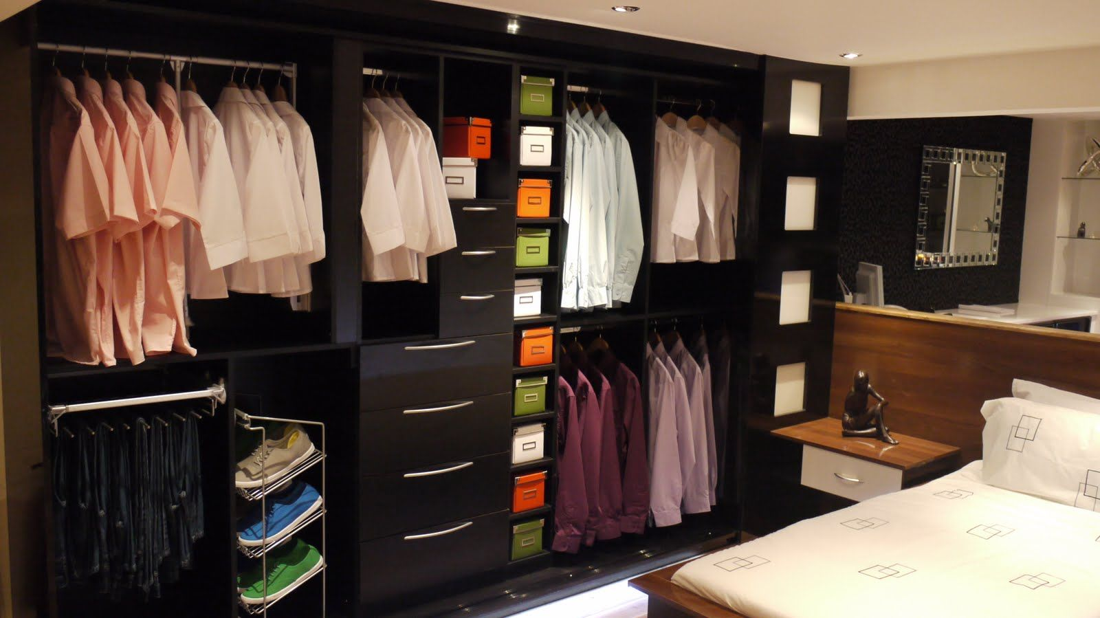 Modern Closet Cabinet Design Reach In Closet Conversion Reach In Closets Are Often Hindered.