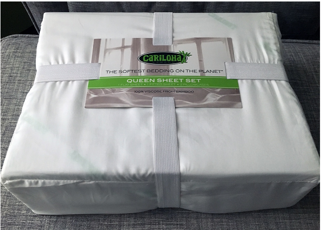 Cariloha Resort Bamboo Bed Sheet Review (With images