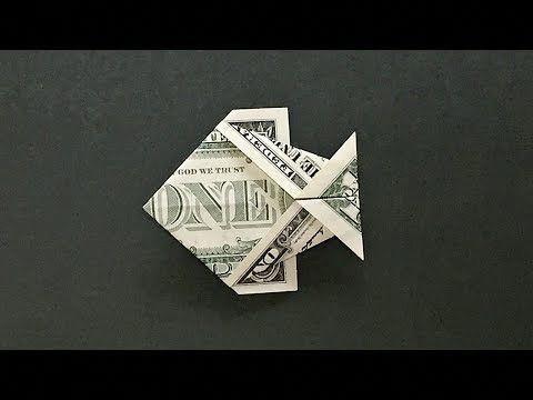 Photo of (31) Money Origami Fish Guide | Wie man einen Dollarscheinfisch faltet Einfach für B … – …