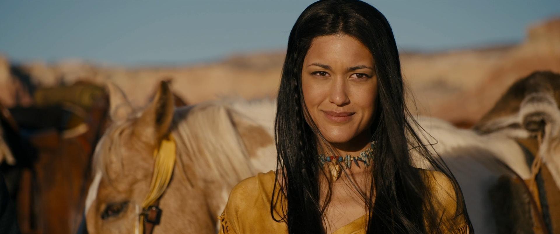 Pocahontas Jones