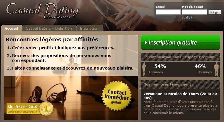 casual revue dating top web mjesta za upoznavanje florida
