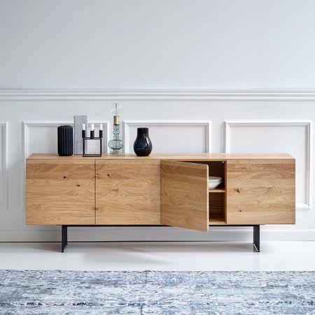 raba sideboard wild oak oil lb3 home decor in 2019 wohnzimmer sideboard sidebord wohnzimmer. Black Bedroom Furniture Sets. Home Design Ideas
