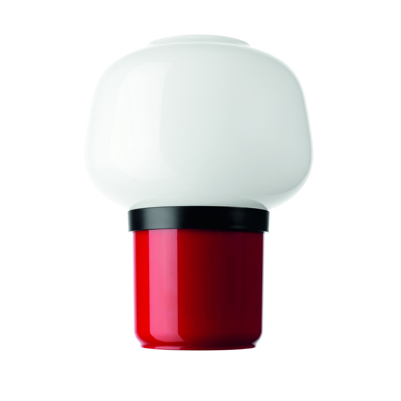 Doll Lampe A Poser Rouge H22cm Lampe A Poser Foscarini Designe Par Ionna Vautrin Lightonline Luminaire Lampe A Poser Lampe