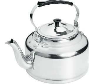 Pendeford 4 Pint Kettle with Lid Cookware Kitchen Home New