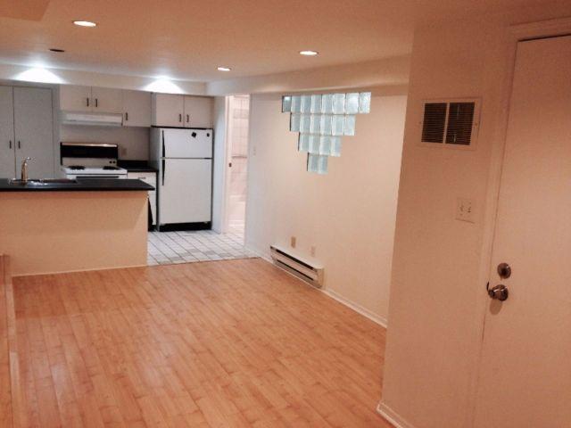 2 Br Basement Apartment For Rent In Toronto Near Davenport