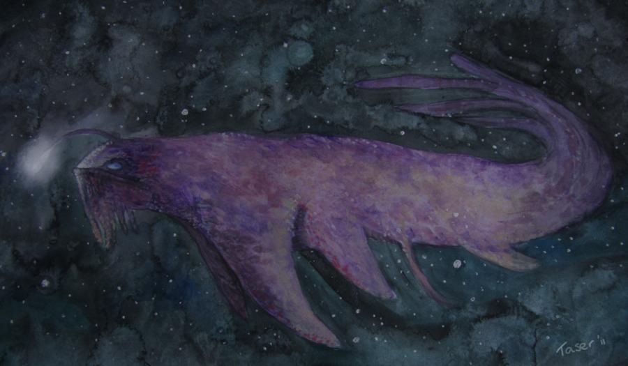 Star Whale By Dark Taser Deviantart Com On Deviantart All That