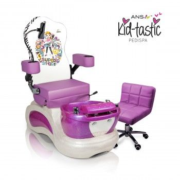 0e9573f7d Kid Pedicure Chairs - Perfect for young children and are a great addition  to your salon. - At just $1,499.00