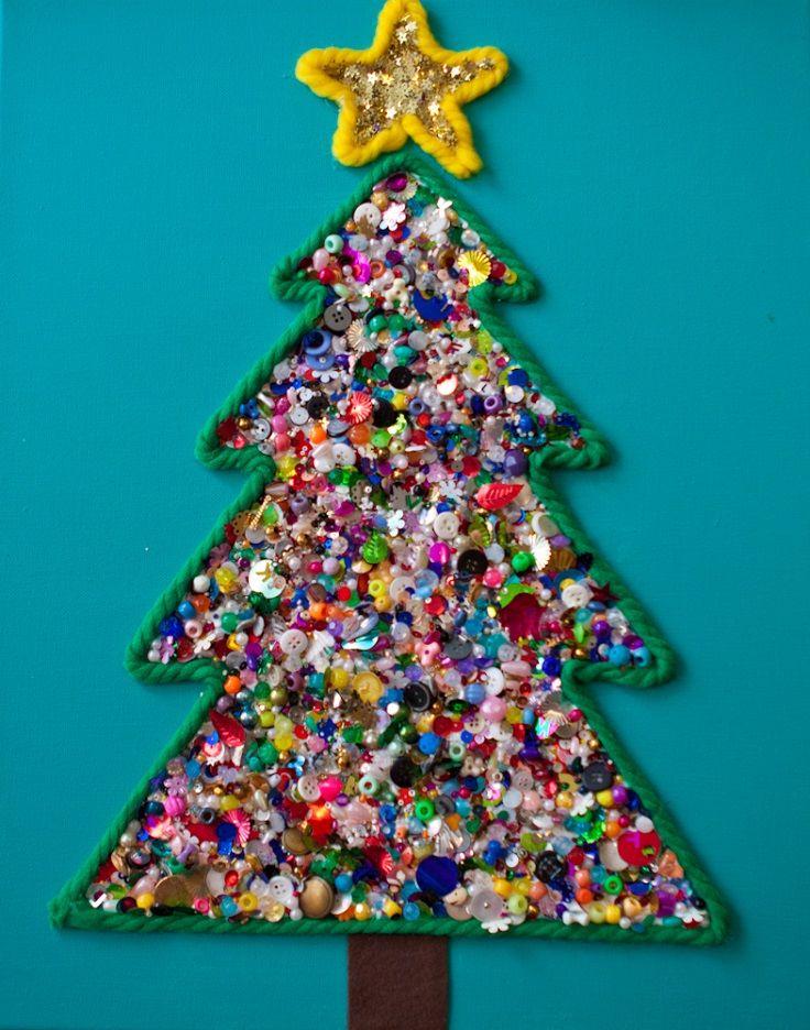 Christmas Crafts To Make With Kindergarteners : Top best preschool christmas crafts