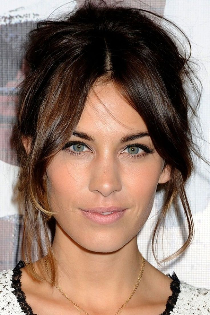 Top 10 Trendy Hairstyles With Bangs