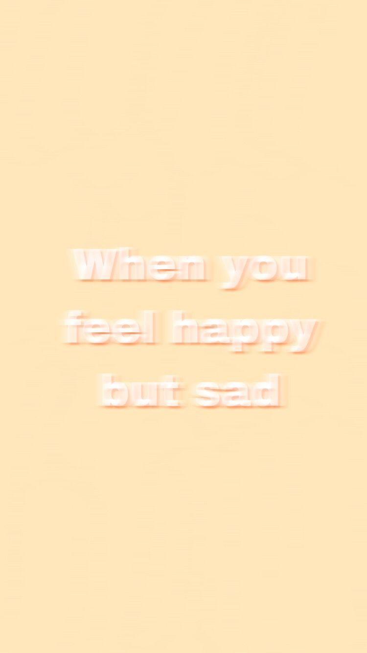 Happy//Sad 💔