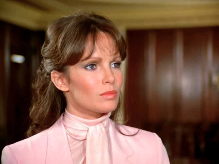 Jaclyn Smith on Charlies Angels 76-81 at...