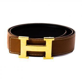 ceinture hermes marron   Accessoires pour Hommes   Pinterest   Mens ... 0c2eff0da55