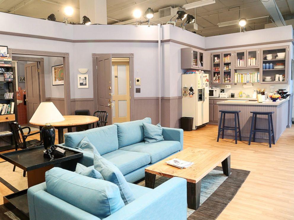 Seinfeld Apartment Replica Apartment Watch Home Alone