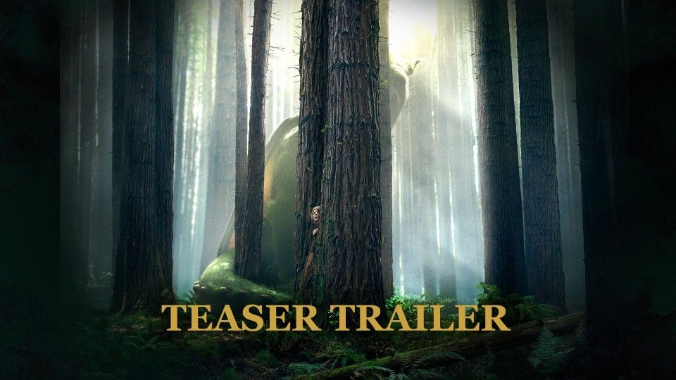 Pete's Dragon Trailer Bryce Dallas Howard, Robert