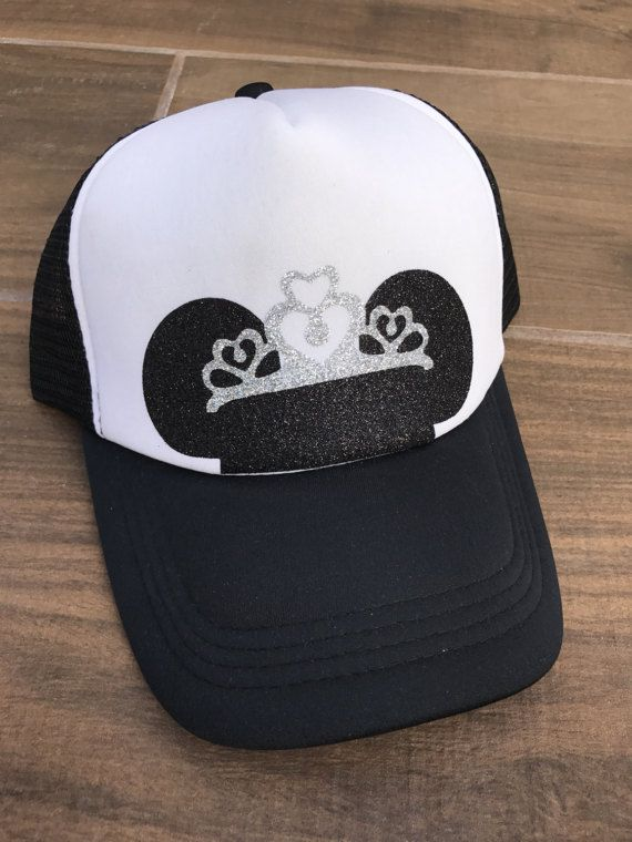 disney hat disney trucker hat disneyland hat by mousevibesla ... a345fcc235e
