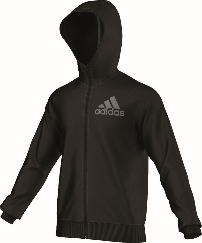 sextante Repetirse Precipicio  adidas Men's Hooded Jacket Prime Hoodie Black Sport Soccer Hiking Outdoor  AI7478 #adidas #Hoodie | Hooded jacket men, Adidas men, Black hoodie