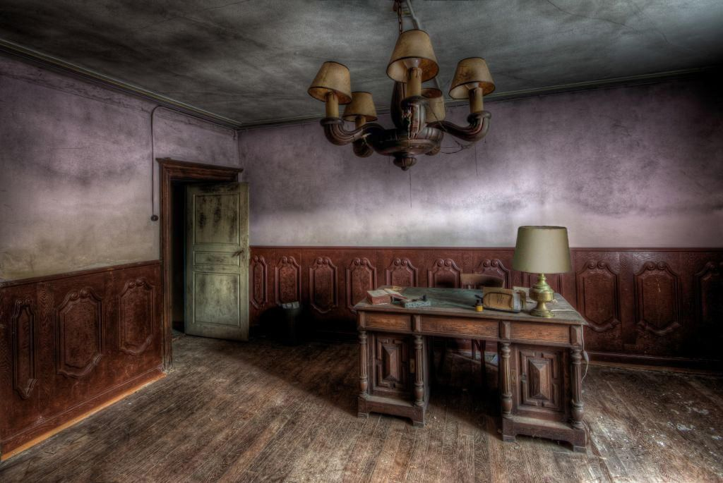 The Desk by Frank Quax on 500px
