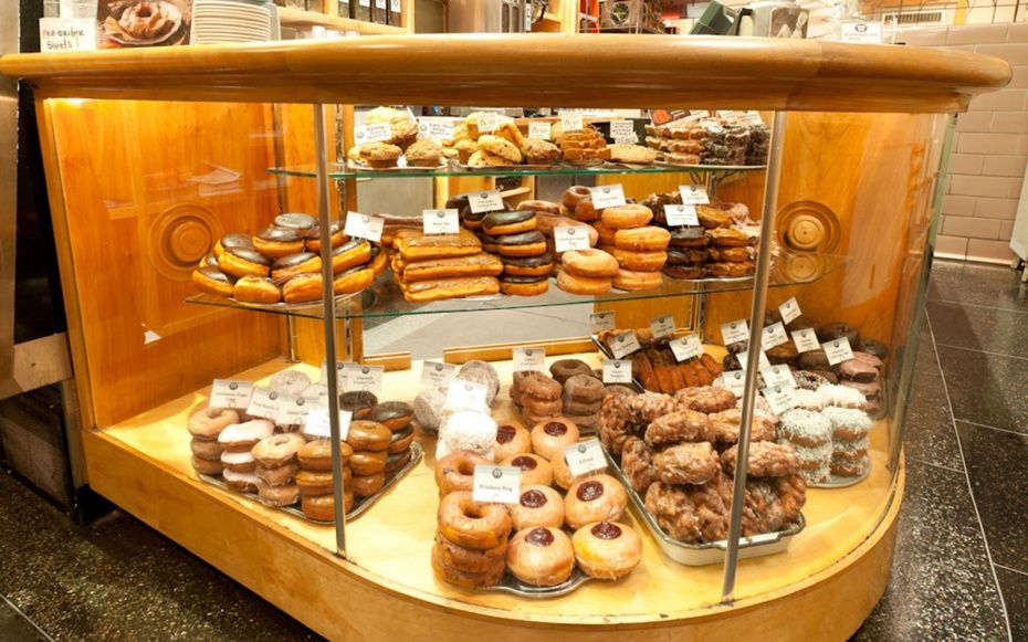 Best donut shops in america with images top pot