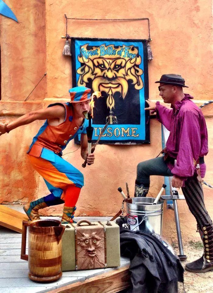 klass klowne dad colorado renaissance festival pinterest