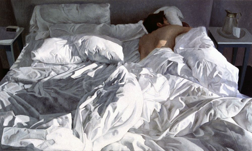 Image result for morning bed painting