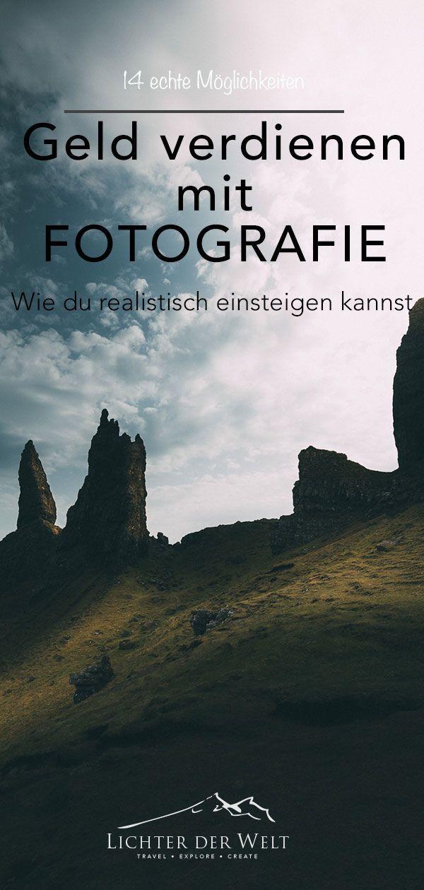 Geld Verdienen Mit Fotografie