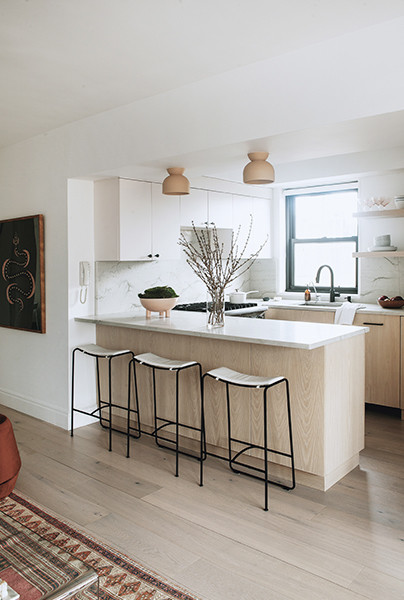 This Couple Made Their New York City Apartment Totally Baby