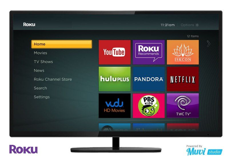 The New Roku App From Muvi Studio Is Now Available For