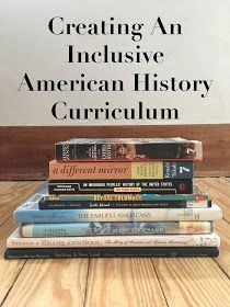 Photo of An Inclusive American History Curriculum