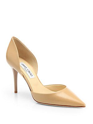 jimmy choo addison 80 leather d orsay pumps products pinterest rh pinterest com