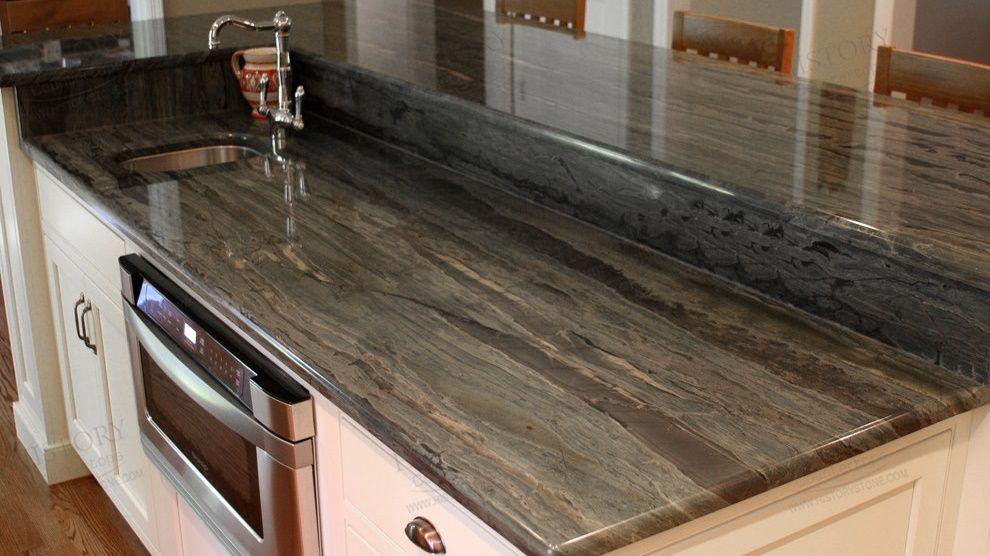 multicolor gr n granit arbeitsplatten. Black Bedroom Furniture Sets. Home Design Ideas