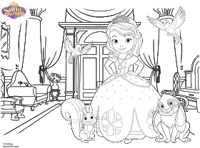 Kit Festa Princesa Sofia Para Imprimir Gratis Princesa Sofia