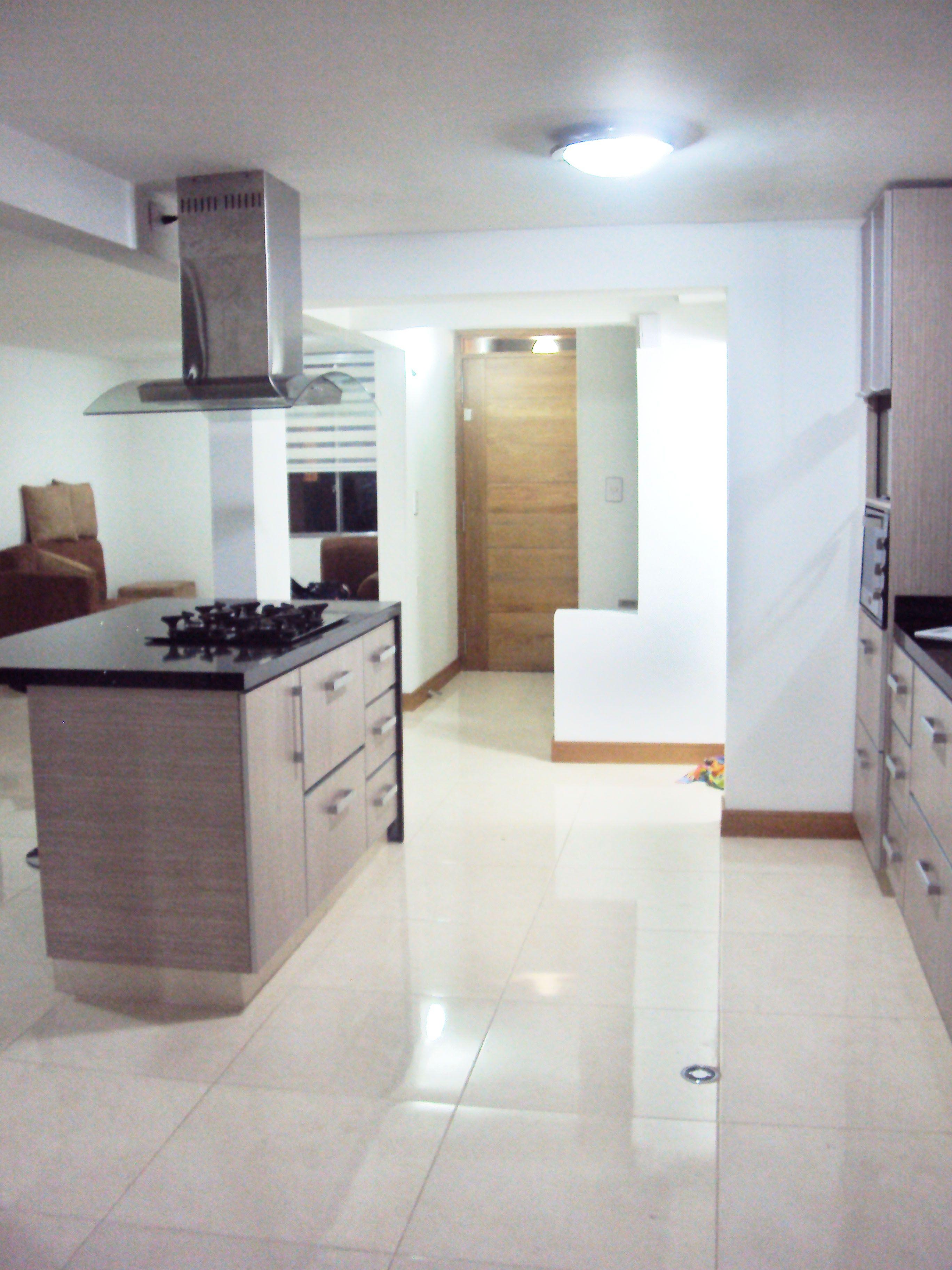 Cocina con Isla. | House ideas | Pinterest | Cocina con isla ...