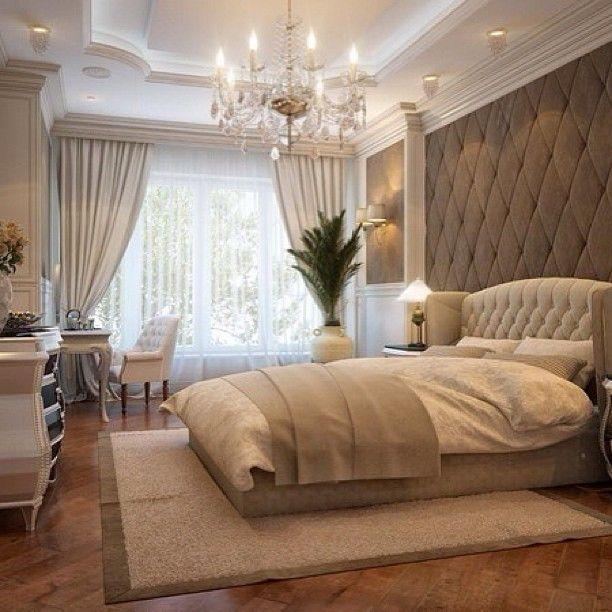 Traditional Neutral Elegant Master Bedroom Luxury Bedroom Master Luxurious Bedrooms
