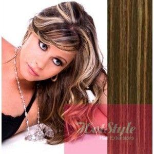 clip in human hair remy bangfringe dark brownblonde